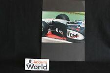 2x Photo West McLaren Mercedes MP4/13 1998 #8 Mika Hakkinen (FIN) (MM1)