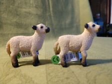 Schleich Shropshire Lamb 13682, Retired, Two Available