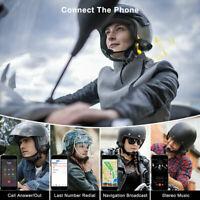 Freedconn TCOM-SC FM Motorcycle Helmet Bluetooth Headset Intercom Interphone 28