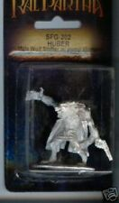 Street Fight Gothic Huber male Werwolf w/Shotgun MINT