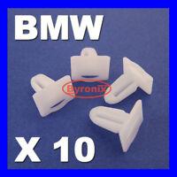 BMW SILL KICK PLATE TRIM CLIPS FASTENERS E30 E32 E34 E36 E38 E39 E46 Z4 3 5 7 X1