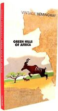 Green Hills of Africa by Ernest Hemingway (Paperback) Safari Adventure NEW