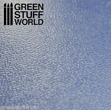 Plancha Plasticard AGUAS CALMADAS - Material para hacer rios, lagos, efecto agua