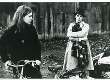 "ANNA KARINA SAMI FREY ""BANDE A PART"" GODARD PHOTO DE PRESSE CINEMA CM"