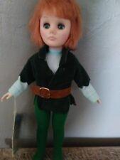 Effanbee Dolls Peter Pan sleepy eye vintage collectible doll