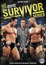 Survivor Series 2010 (DVD, 2011)E0255