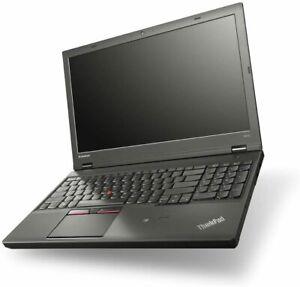 Lenovo ThinkPad W541 Mobile Pantone Laptop | i7-4810MQ 2.8GHz | K1100M | 32GB