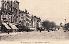 VALENCE 39 LL place madier de montjau magasin chaussures pharmacie