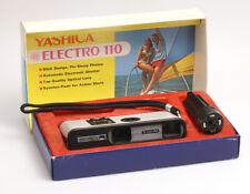Yashica Electro 110 Set