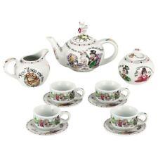 New boxed Paul Cardew Alice in Wonderland miniature teapot teacup tea set