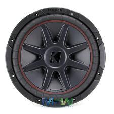"""KICKER 10-CVR15-4 15"""" 1000W MAX COMPVR DUAL VOICE COIL 4-OHM CAR AUDIO SUBWOOFER"""