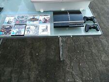 Playstation 3 Mega Paket 8 Spiele 2 Controllern