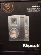 Klipsch RP-240S Surround Speakers Sold as Each!