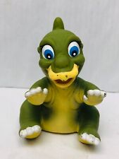The Land Before Time Movie Ducky Dinosaur Hand Puppet Pizza Hut Toy Vintage 1988