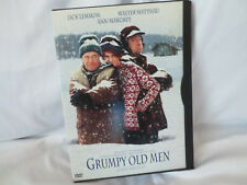 Grumpy Old Men movie (DVD, 1997) Lemmon, Matthau, Ann-Margret