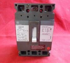 GE TED134YT150  3-POLE 150 AMP MOLDED CASE SWICTH - NEW!