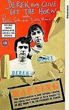 Comedy Cult VHS Films 18 Certificate