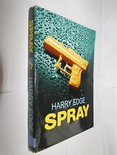 Spray by Harry Edge PB young adult novel will appeal to Hunger Games fans