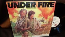 UNDER FIRE pat metheny guitar GOLDSMITH Warner Bros 23965 (1983)  M- LP