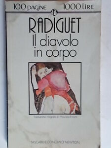 Il diavolo in corpoRadiguet raymondNewton1993 TEN 38 romanzo erotica Enoch 83