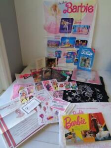 1990s Barbie Bazaar Magazine Convention Items Paul David Mikelman Outfit T-Shirt