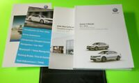 2020 VW JETTA OWNERS MANUAL SET GUIDE 20 w/case  S SE SEL GLI SULEV ULEV PREMIUM