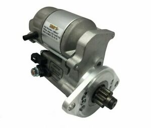 WOSP LMS347 - Willys Jeep (124 tooth flywheel) Reduction Gear Starter Motor