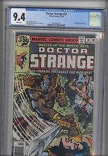 Doctor Strange #31  CGC 9.4 : 1978  Marvel Comic  New Frame: Price Drop!