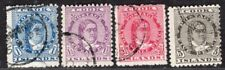 COOK ISLANDS 1893/4 STAMP Sc. # 10/3 USED