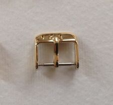 GOLD PLATED WATCH STRAP BUCKLE 8MM TO 22MM - UK SELLER
