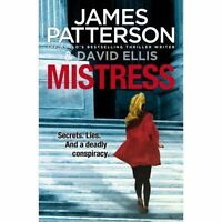 Mistress by James Patterson (Paperback) New Book