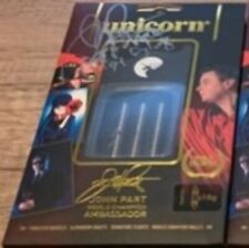 Signed John Part Unicorn World Champion Ambassador 18g Soft Tip Darts