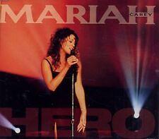 Mariah Carey Hero (plus 3 versions of 'Dreamlover', 1993) [Maxi-CD]