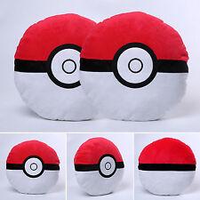 Pokemon Go Pokeball Plüsch Deko-Kissen Zierkissen Puppe Kopfkissen Spielzeug Toy