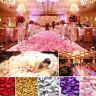 1000~5000pcs*Various Colors Silk Flowers Rose Petals Wedding Party Decoration.UK