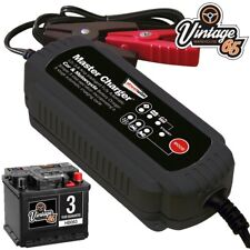 Vw Type3 Ghia Polo Golf Automatic 12v Intelligent Battery Trickle Charger