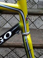NOS  Colnago Dream Team Tinkoff ultra-rare  frame and fork