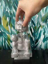 QUASI RARE   OFFICIAL SILVER MONKEY   Legends Of The Hidden Temple   W/ Box