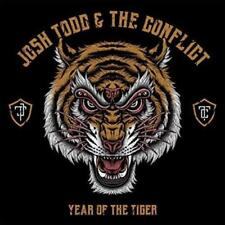 JOSH TODD/JOSH TODD & THE CONFLICT YEAR OF THE TIGER * NEW VINYL