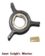 Water Pump Impeller w/ Key Johnson Evinrude (2.5 3.5 4 Ultra HP) 18-3015 433935