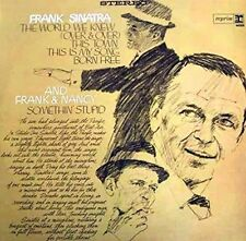 Frank Sinatra Jazz 33 RPM Speed Vinyl Records