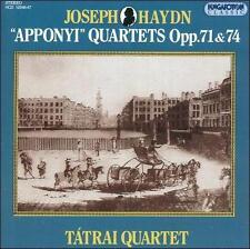 Six String Quartets Op. 71, New Music