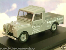 Land Rover 109 Pick Up Tracteur Ferguson 1/43 Oxford