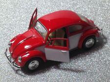 Kinsmart Volkswagen Classicall Beetle Car Diecast Scale 1:32