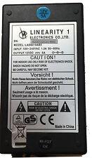 Genuine linearità 1 LAD6019AB5 12V 5A AC Adattatore Alimentatore 5mm EXT 2mm INT