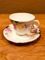 Paragon by Appointment China Tea Cup & Saucer