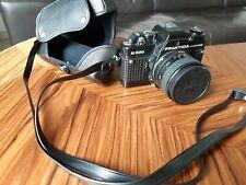 COLLECTOR Praktica B200 electronic 50 mm MC good condition + 1 SPARE
