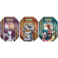 Pokemon TCG XY 2016 Spring Tin Triple Power AC