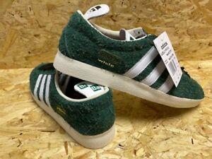 adidas Gazelle OG Custom Breaking Bad Trainers Size 8 Green and White BNIB