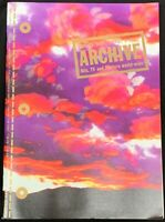 Lurzer's Int'l Archive Magazine Vol.1/1990 Ads, Tv And Posters World - Wide